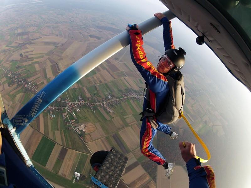 Upoznavanje padobranaca